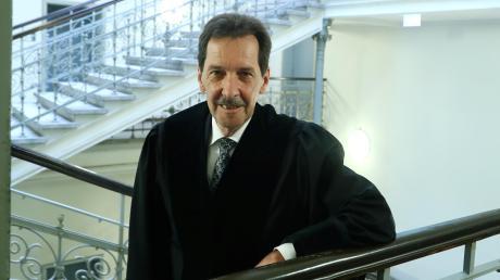 Nach 40 Jahren als Richter ging der gebürtige Ulmer Gerd Gugenhan jetzt in den Ruhestand. 1979 trat er als Referendar beim Ulmer Landgericht ein.