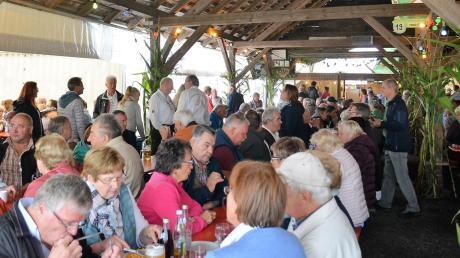 Seit 1977 wurde das Vereinsfest der Adler-Schützen im Ziegelstadel in Hittistetten gefeiert. Jetzt gibt es einen neuen Veranstaltungsort.