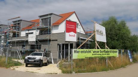 Die Wohnungen der SWSG werden gut angenommen und auch der Dorfladen soll in Witzighausen bald eröffnen.