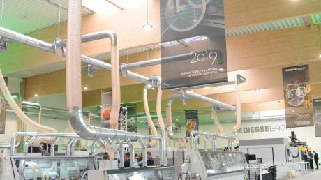Wer in Deutschland Maschinen verkaufen kann, dem gelingt das auf der ganzen Welt – das sagen die Macher des italienischen Unternehmens Biesse, das jetzt seinen Standort in Nersingen eröffnet hat.