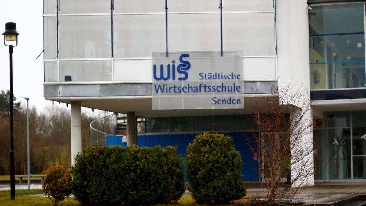In der Wirtschaftsschule in Senden wird's eng - Augsburger Allgemeine