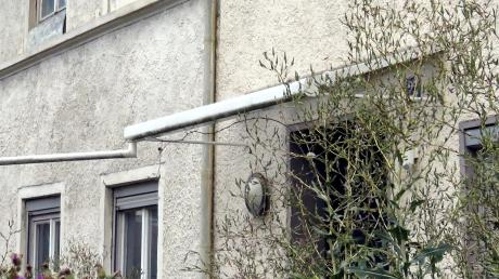 Auch in der Gemeinde Roggenburg stehen einige Gebäude leer.