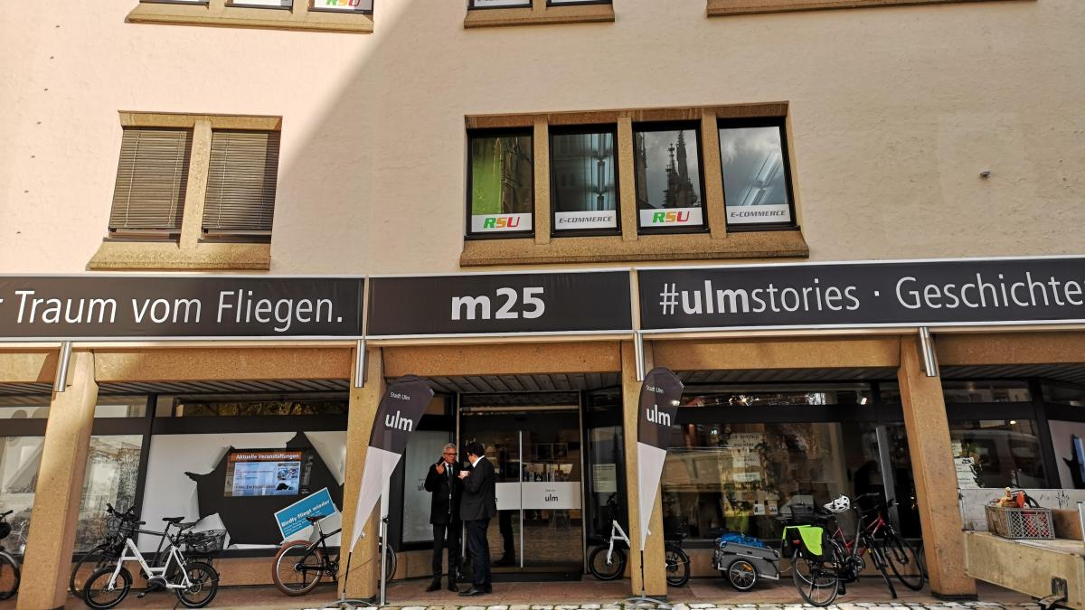 Neue virtuelle Welten am Ulmer Münster - Augsburger Allgemeine