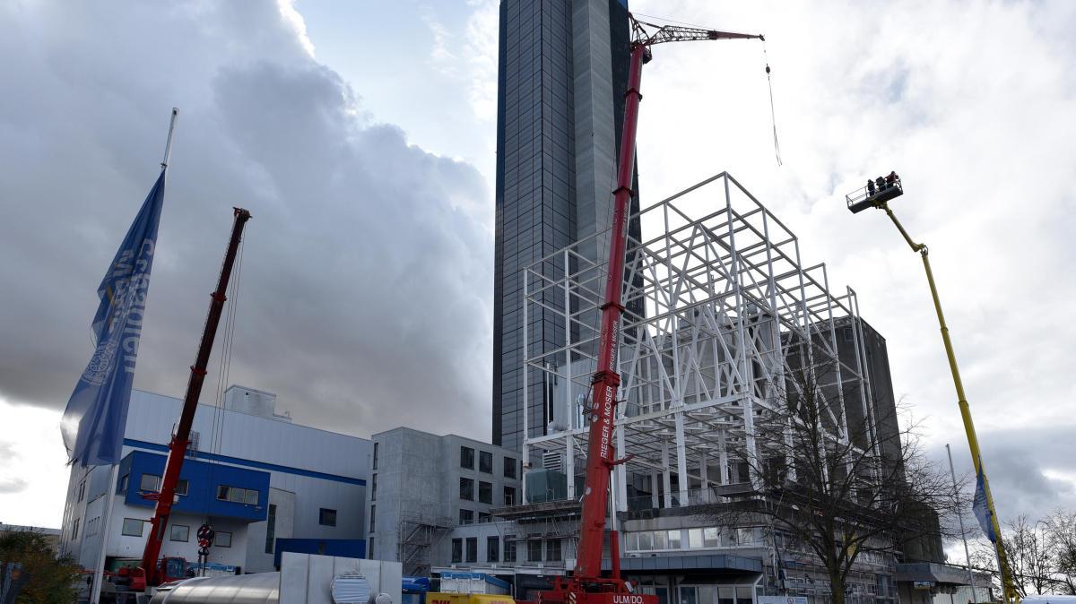 Die Schapfenmühle baut noch einmal in die Höhe - Augsburger Allgemeine