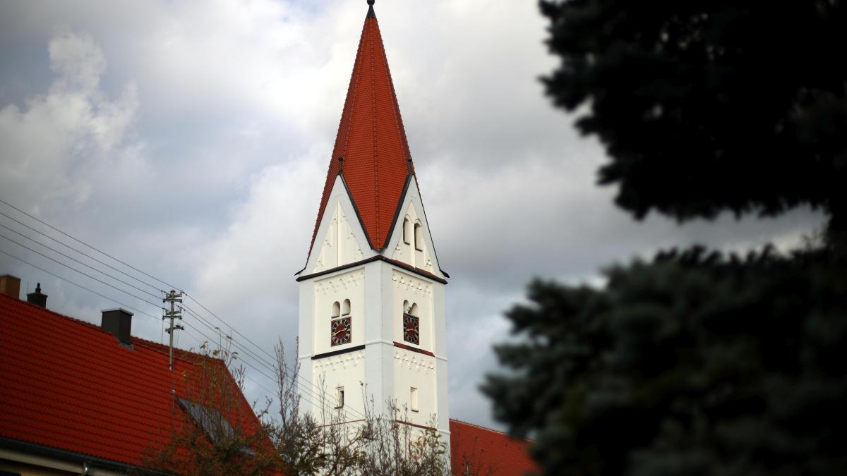 In St. Georg sind 500 Jahre Geschichte lebendig - Augsburger Allgemeine