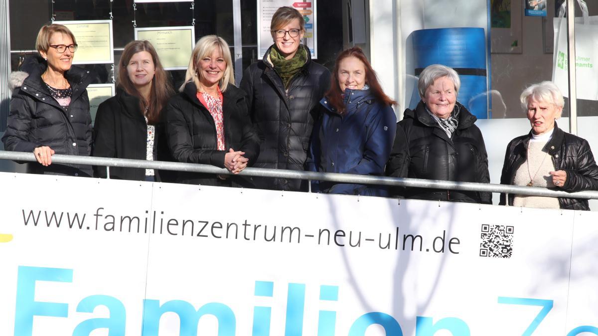 """Familienzentrum ist Wegweiser im """"sozialen Dschungel"""" - Augsburger Allgemeine"""