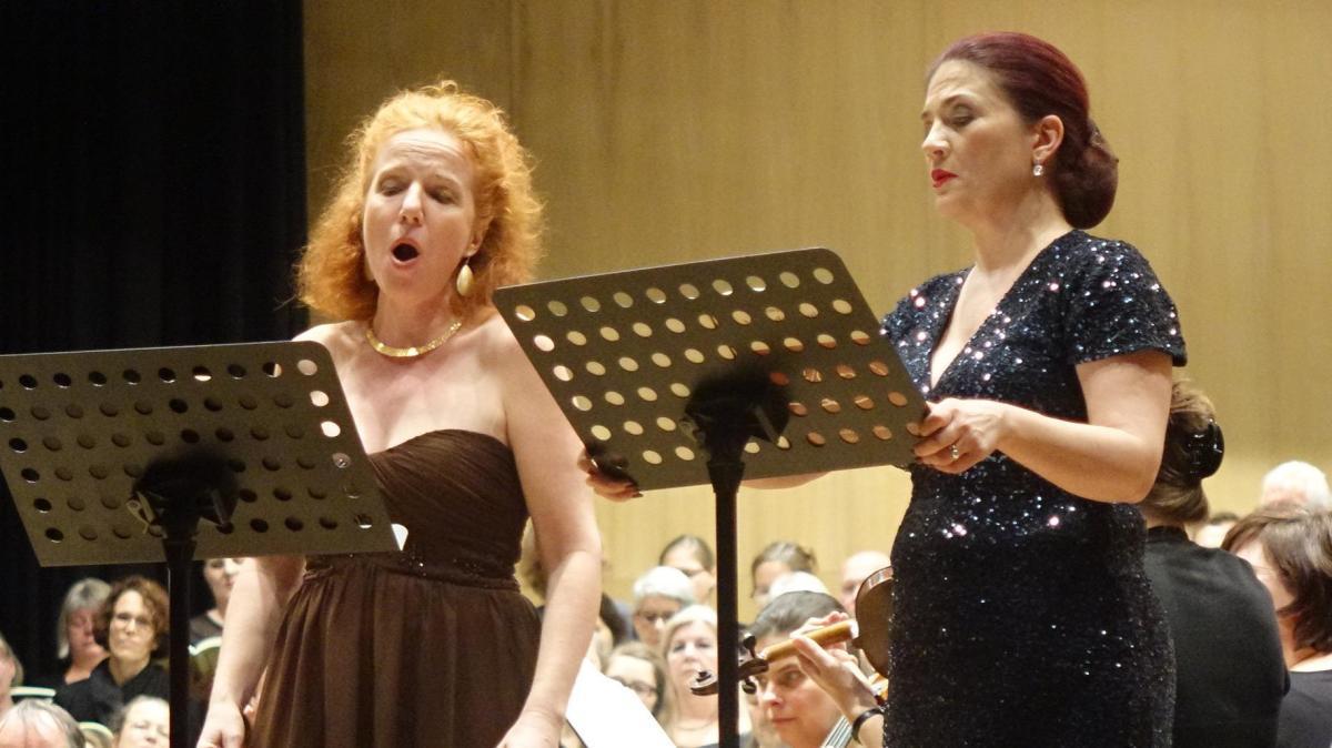 Große Bühne für das Requiem von Verdi in Neu-Ulm - Augsburger Allgemeine