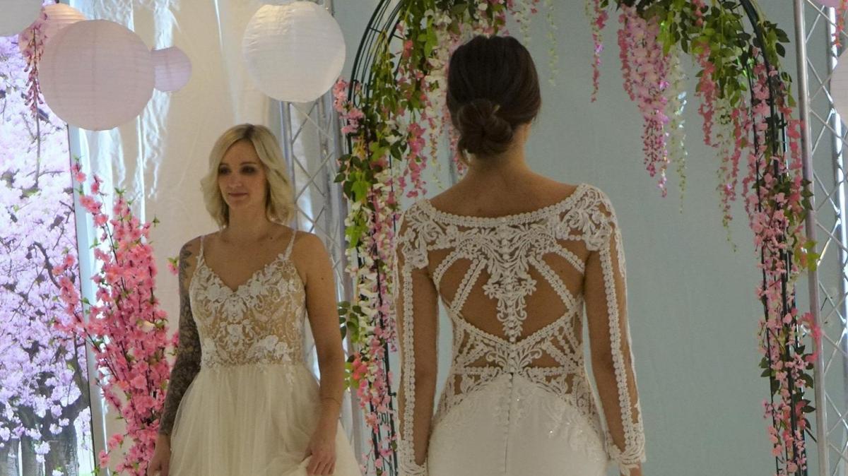 Die Trends der Hochzeitsmesse in Neu-Ulm - Augsburger Allgemeine