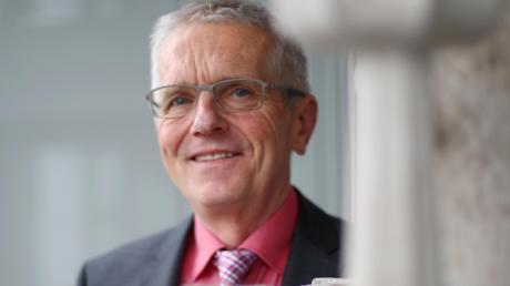 Otto Sälzle hört nach 23 Jahren an der Spitze der IHK auf.  Das Stück Münster lässt er bei der IHK.