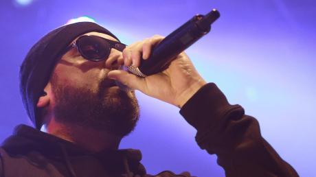 Der Rapper Sido, bürgerlich Paul Hartmut Würdig, kommt nun doch erst 2022 nach Weißenhorn.