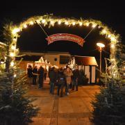 """Wir liefern die Infos zum Weihnachtsmarkt """"Senden leuchtet"""" - rund um Start, Termine und Öffnungszeiten."""