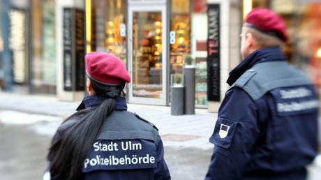 In Ulm gibt es bereits einen kommunalen Ordnungsdienst.