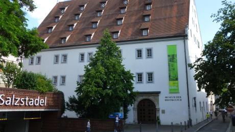 Der denkmalgeschützte Salzstadel mit dem Museum Brot und Kunst wechselt für 2,2 Millionen Euro den Eigentümer.