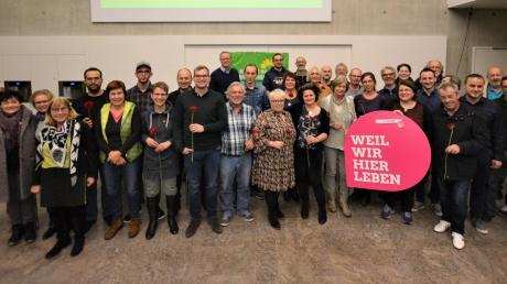 Die Kandidaten der Grünen für die Kreistagswahlen 2020 sind nun nominiert. Auf Platz 2 ist Ludwig Ott, der als Landratskandidat der Partei ins Rennen geht.