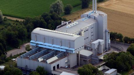 Im Müllheizkraftwerk Weißenhorn wird Strahlenmüll verbrannt.