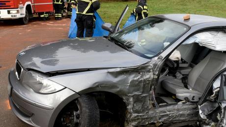 Der schwerste Unfall ereignete sich am Samstagmorgen zwischen Bermaringen und Bollingen.