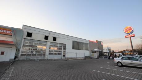In diesem Teil eines Gebäudes an der Berliner Straße wollte der Süßigkeiten-Hersteller Storck einziehen.