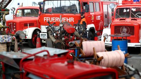 Eine Fundgrube für Liebhaber alter Feuerwehrfahrzeuge: Vor einem halben Jahr wurde das Magirus-Iveco-Museum im ehemaligen Passigatti-Werk in Neu-Ulm eröffnet. Heuer wollen die Betreiber es weiter um- und ausbauen.