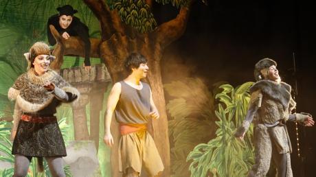 Etwas anders als bei Disney: Mogli (Ali Marcel Yildiz) wächst in der Wildnis auf – und will am Ende dieser Version der Geschichte auch dort bleiben.