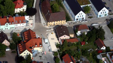 Pfaffenhofen will einen neues Konzept für die südliche Hauptstraße erstellen.