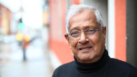 Hamid Shahul hat sich jahrzehntelang für andere eingesetzt. Am heutigen 26. Februar feiert der Ulmer seinen 75. Geburtstag.