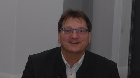 Der Bürgermeister von Elchingen: Joachim Eisenkolb.