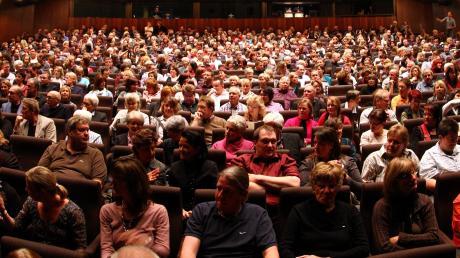 Voll besetzte Ränge im Ulmer Theater – das ist vorerst ein Bild der Vergangenheit. Hinter den Kulissen wird aber derzeit weiter geprobt.