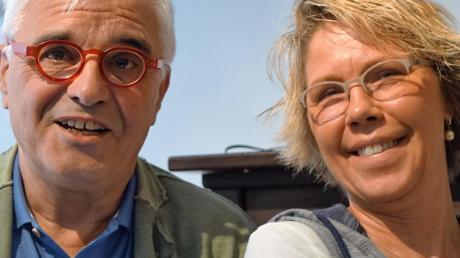 Claudia Riese und Heinz Koch vom Theater Neu-Ulm traten in einem Brief mit zwei Anträgen an die Stadtverwaltung heran.
