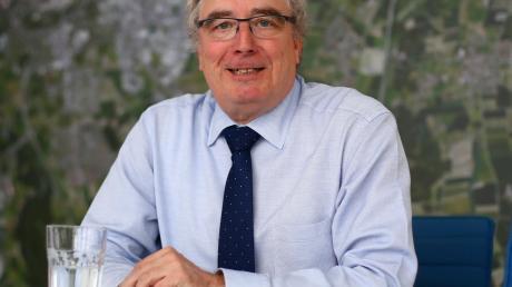 Gerold Noerenberg hat sich nach mehr als 16 Jahren im Amt als Neu-Ulmer Oberbürgermeister verabschiedet.