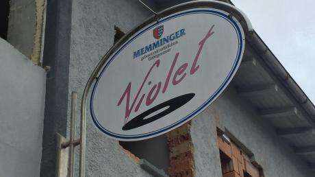 """Aus dem ehemaligen """"Violet""""-Gebäude in Neu-Ulm wird ein Übergangswohnheim."""