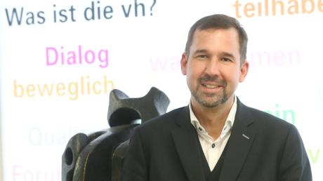 Christoph Hantel leitet seit rund einem Jahr die Ulmer Volkshochschule.