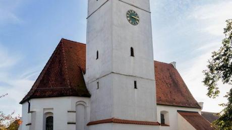 Die evangelische Nikolauskirche in Steinheim.