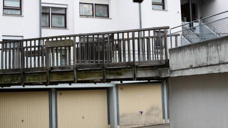 Am Tatort: Das Schwurgericht hatte einen 41-jährigen in Ulm lebenden Georgier nach einer umfangreichen und schwierigen Beweisaufnahme wegen Mordes zu einer lebenslangen Freiheitsstrafe verurteilt.