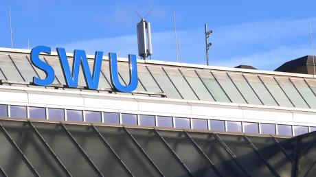 Die SWU-Zentrale in Ulm.