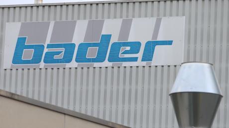 Der Stammsitz der Firma Bader in Senden (hier im Bild) wird aufgegeben, das modernere Werk in Babenhausen darf wohl bleiben. Noch in dieser Woche soll sich entscheiden, welcher Investor den Zuschlag bekommt.
