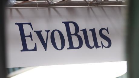 Das Evobus-Werk in Neu-Ulm bangt um Aufträge.