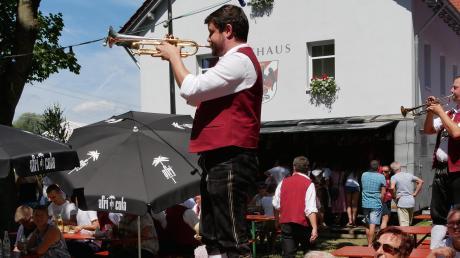 Das Holzheimer Dorffest fällt erstmals seit mehr als 40 Jahren aus.