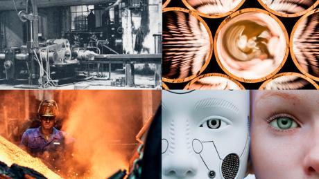 Mit viel Gespür für den richtigen Moment, Mut und Unternehmergeist hat sich Wieland seit 200 Jahren entwickelt. Der traditionelle Werkstoff Kupfer wird auch in Zukunft verwendet werden. Etwa bei der Entwicklung hochsensibler Sensoren in Roboterhaut.