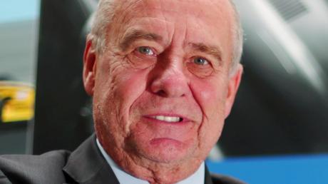 Ernst Prost hat wieder Grund, sich über seinen Unternehmerkollegen Walter Feucht aufzuregen.