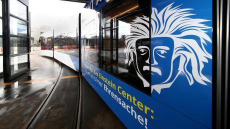 Ab 1. August fahren auf den Linien 1 und 2 in Ulm Busse statt der Straßenbahn. Grund sind Bauarbeiten.