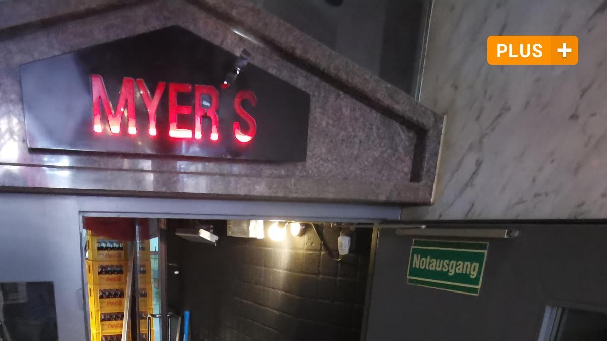 Ulm: Ulmer Kult-Disco Myers ist pleite | Neu-Ulmer Zeitung