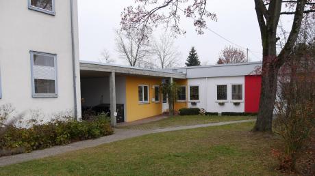 Im Frühjahr 2021 beginnt der Neubau der Kindertagesstätte St. Monika: Künftig sollen dort vier Gruppen Platz haben.