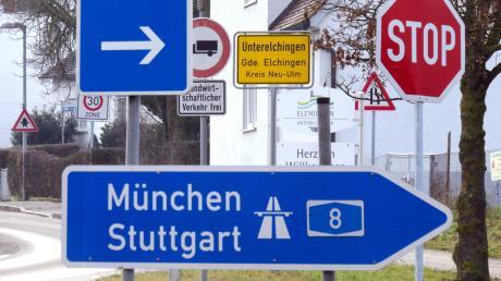 Seit vier Jahren kämpfen die Elchinger unter anderem für einen besseren Lärmschutz vor den nahe liegenden Autobahnen. Jetzt diskutierte der Gemeinderat über den Planfeststellungsbeschluss zum sechsspurigen A8-Ausbau.
