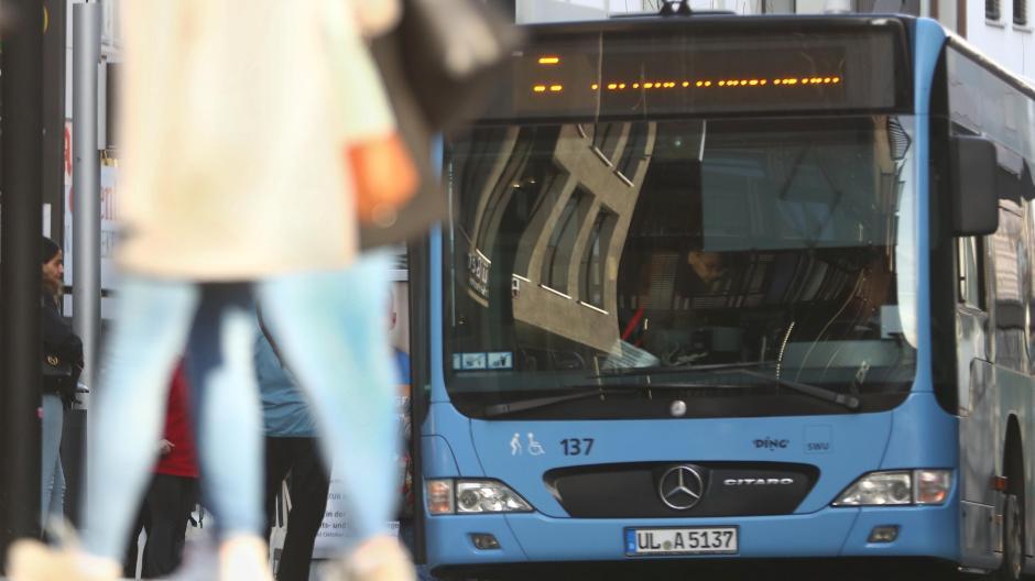 Die Grünen fordern kostenlosen Nahverkehr in Ulm.