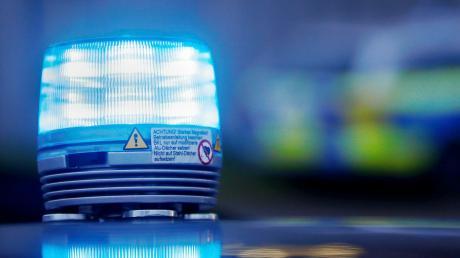 Ein betrunkener Mann hat sich in Senden verletzt.
