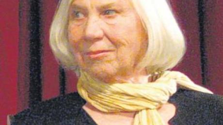 Ellen Brugger ist tot. Dieses Bild entstand an ihrem 70. Geburtstag.