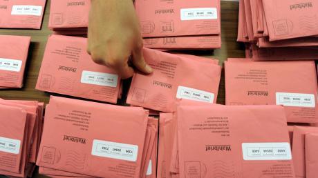 Die Stichwahl 2020 in Bayern findet ausschließlich per Briefwahl statt.