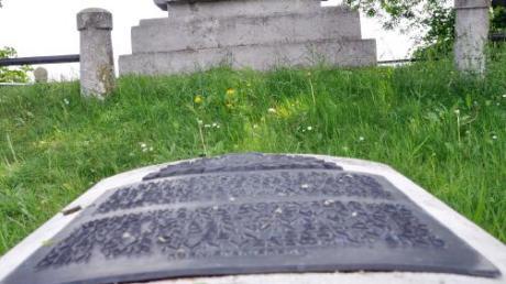 Das Latour-Denkmal bei Oberhausen ist am 15. September Ziel einer geführten Wanderung.