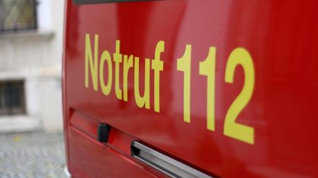 Einen Großeinsatz von Rettungskräften und Feuerwehren löste der Gas-Alarm in Langenneufnach aus.