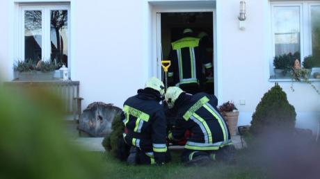 Eine Geburtstagsfeier löste in Bergheim einen Einsatz der Feuerwehr aus.